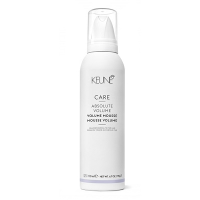 Мусс д/волос (Keune) CARE Absolute volume Абсолютный объем, 200 мл.